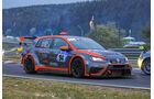 24h-Rennen Nürburgring 2018 - Nordschleife - Startnummer #94 - VW Golf 7 TCR - MSC Sinzig - SP3T