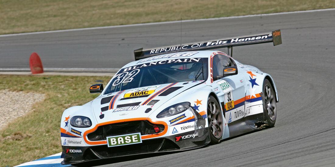 24h-Rennen Nürburgring, Aston Martin