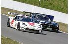 24h-Rennen Nürburgring, Corvette, McLaren