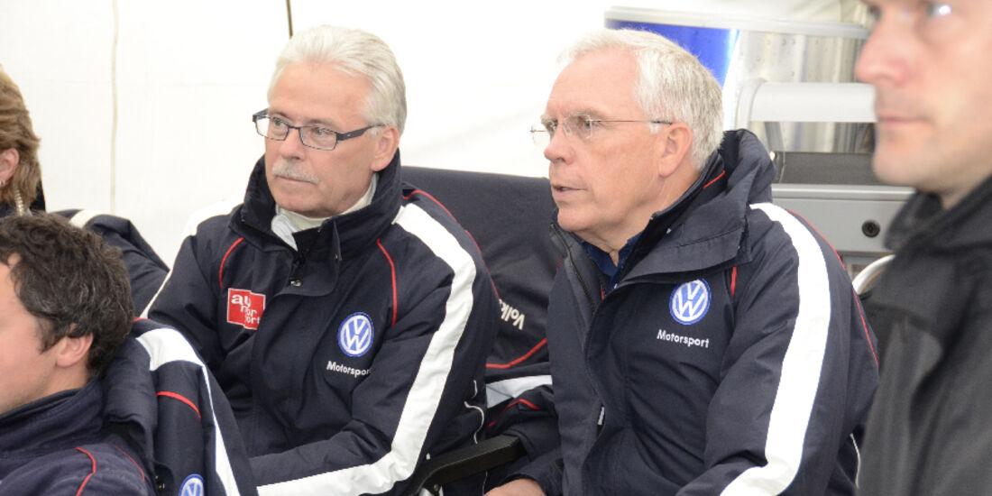 24h Rennen Nürburgring Sonntag VW Scirocco Bernd Ostmann