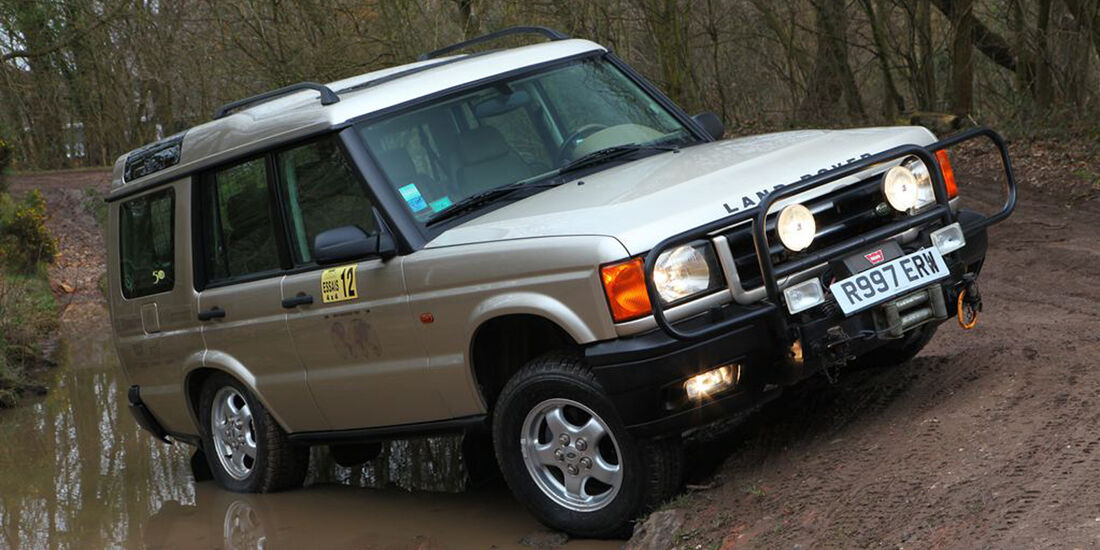 25 Jahre Land Rover Discovery, Discovery II