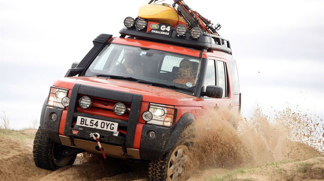 25 Jahre Land Rover Discovery, Discovery III