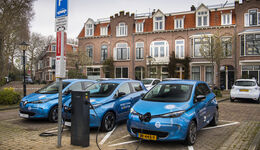 3/2019, Renault Zoe Vehicle-to-Grid
