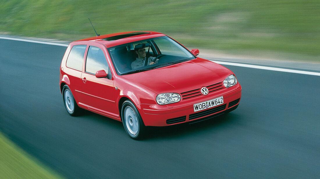 40 Jahre VW Golf, Golf IV