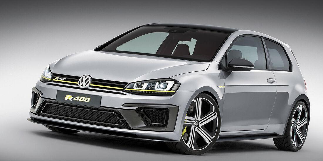 40 Jahre VW Golf, Golf R400