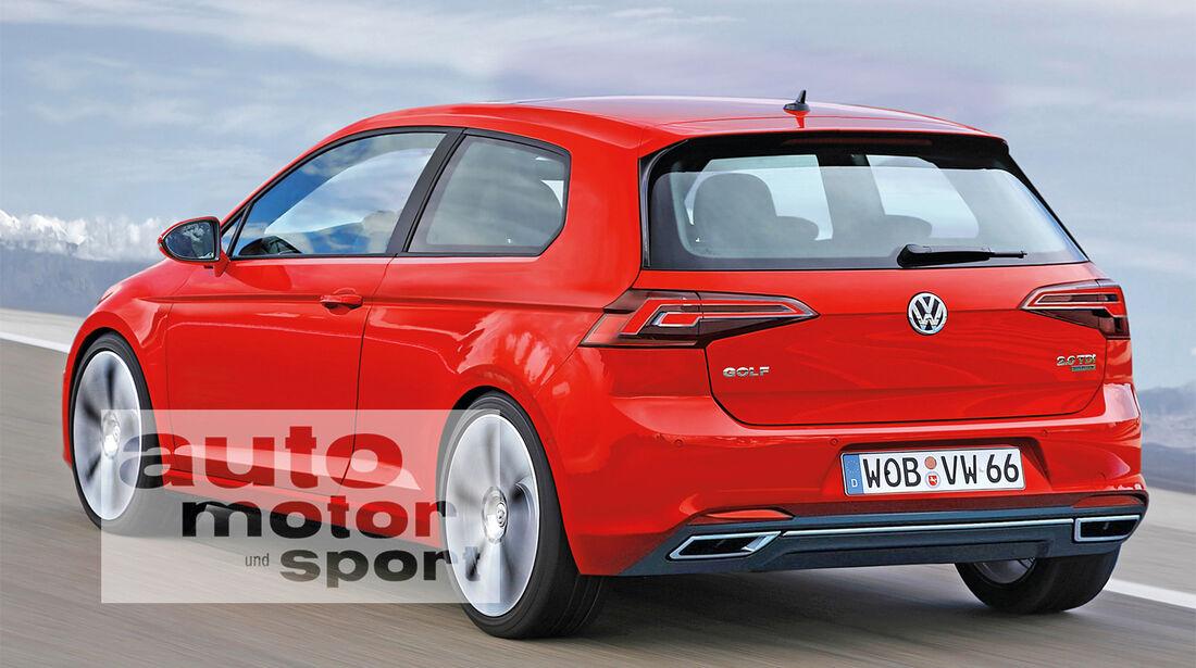 40 Jahre VW Golf, Golf VIII