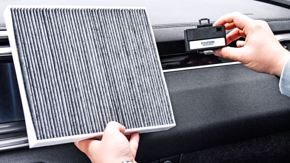 5/2019, Hyundai Smart Air Purification System