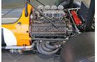 50 Jahre McLaren, Formel 1, McLaren M7A, Motor