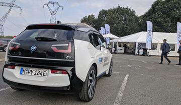 5GAA BMW i3