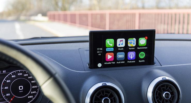 6/2019, Apple CarPlay