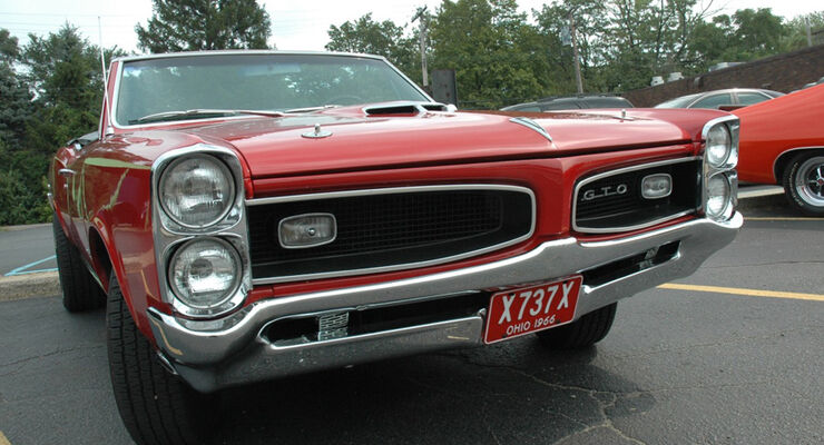 66er Pontiac GTO