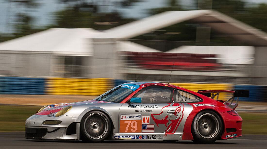 79-Am-GTE-Klasse, Porsche 911 RSR (997), 24h-Rennen LeMans 2012