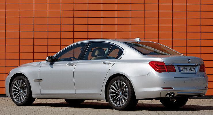 BMW 750i xDrive: Der BMW 7er erhält einen Allradantrieb - auto motor ...