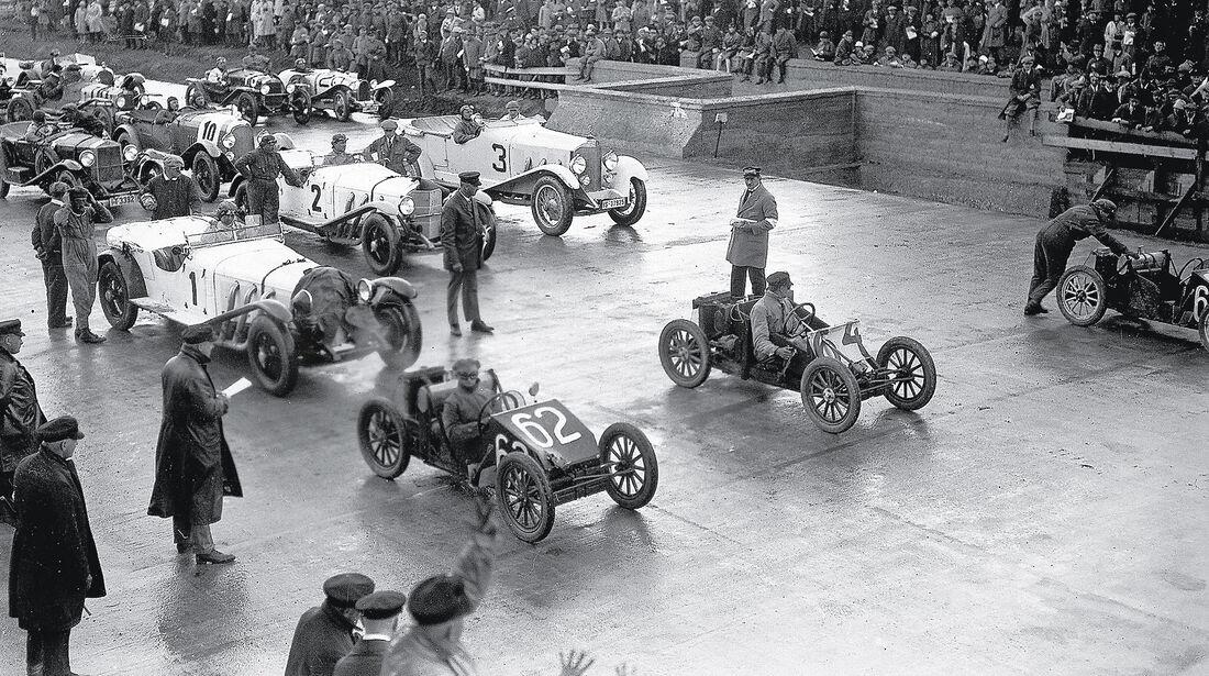 90 Jahre Nürburgring aus MKL 6/2017