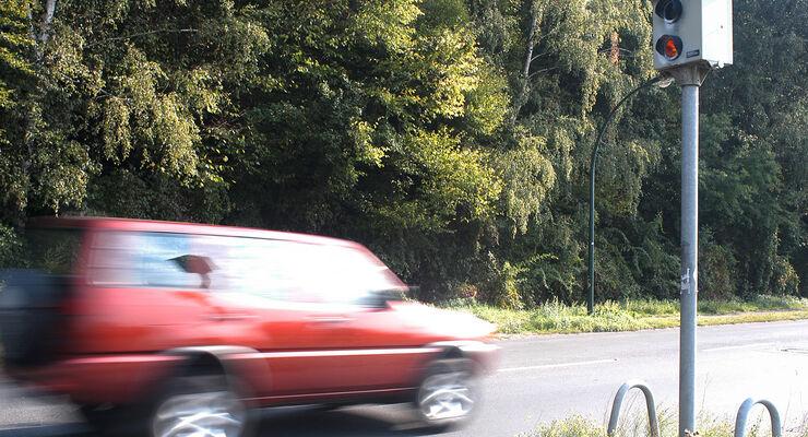 97 Prozent der Autofahrer glauben, dass es bei Radarkontrollen nicht nur um die Sicherheit geht.