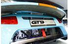 9ff GT9-CS, Heck, Beschriftung