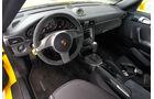 9ff-Porsche GT3 G-Track, Cockpit, Lenkrad