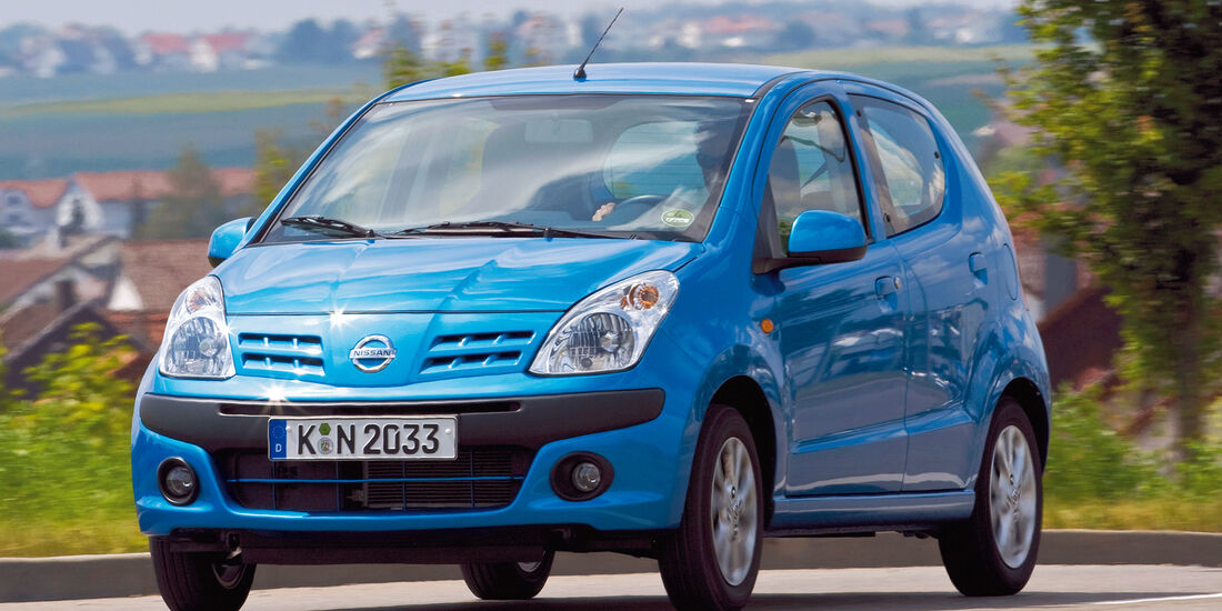 A 14 Nissan Note