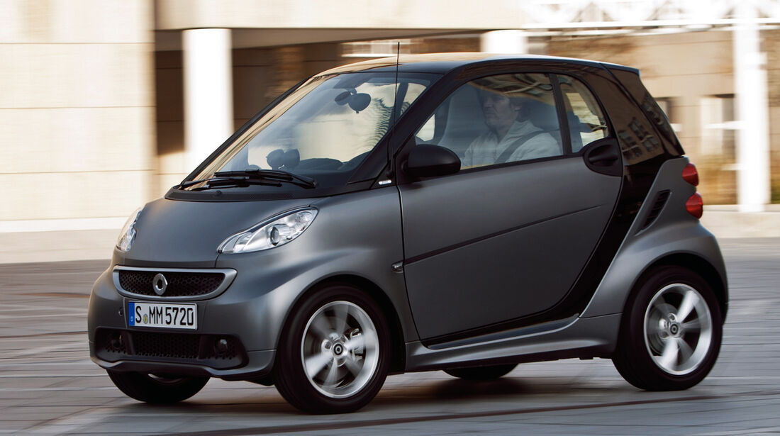 A 22 Smart Fortwo