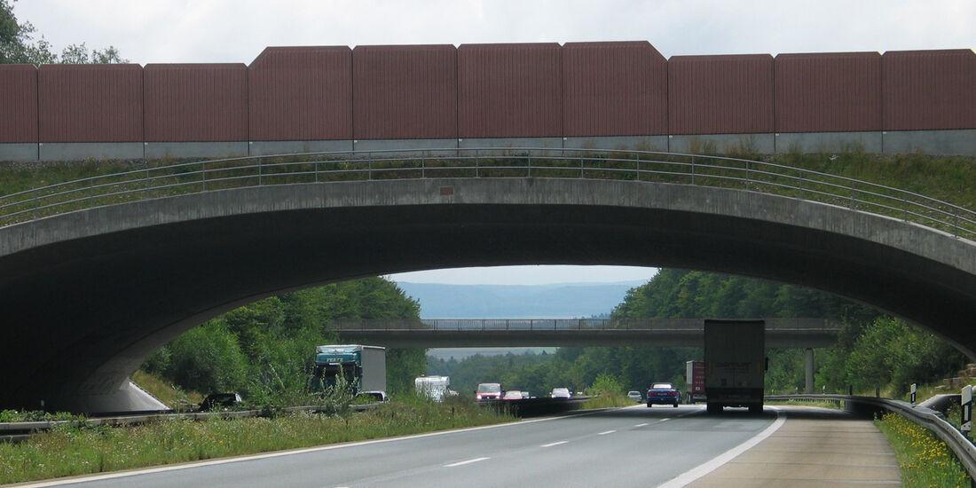 A 7, Brücke