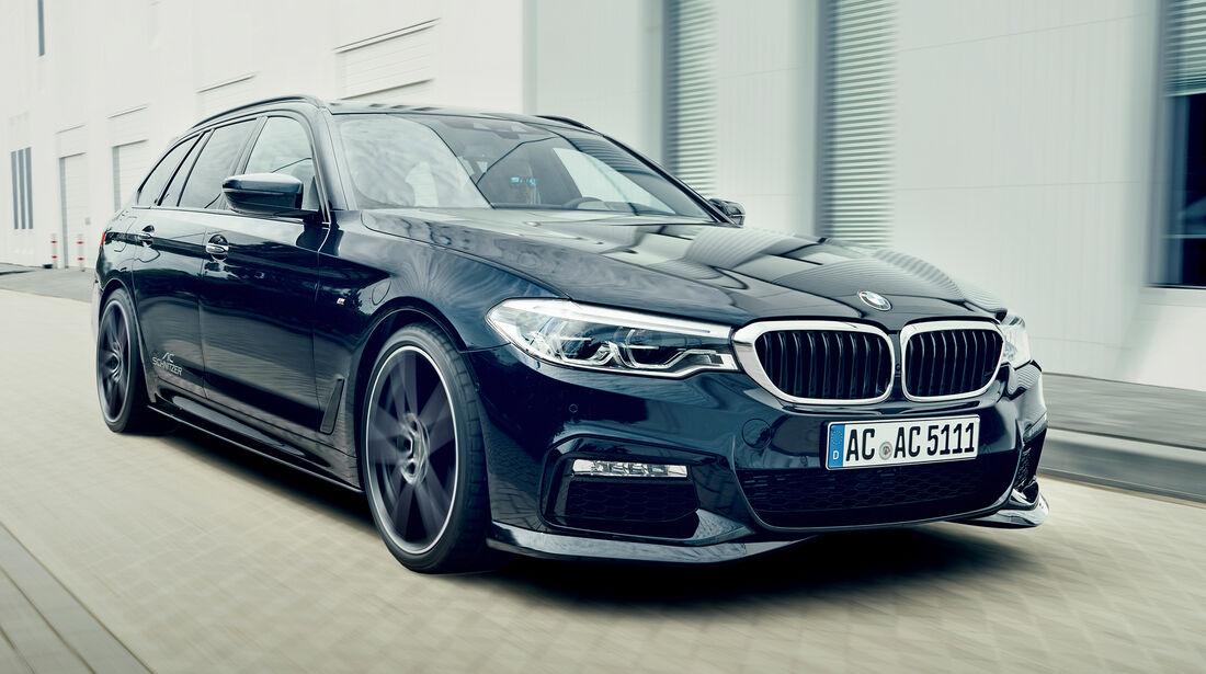 AC Schnitzer-BMW 540xi - Tuning - Limousinen/Kombis - sport auto Award 2019