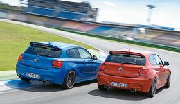 AC Schnitzer-BMW M135i, AC Schnitzer-BMW M135i xDrive, Heckansicht