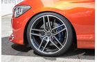 AC Schnitzer-BMW M135i, Rad, Felge, Bremse