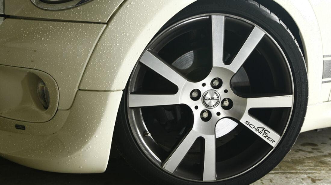 AC Schnitzer-Mini Cooper S Cabrio, Rad