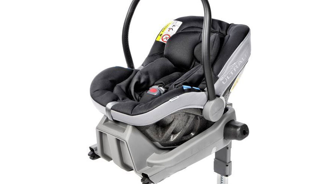 ADAC/ÖAMTC Kindersitz-Test Frühjahr 2018 Avionaut-Ultralite