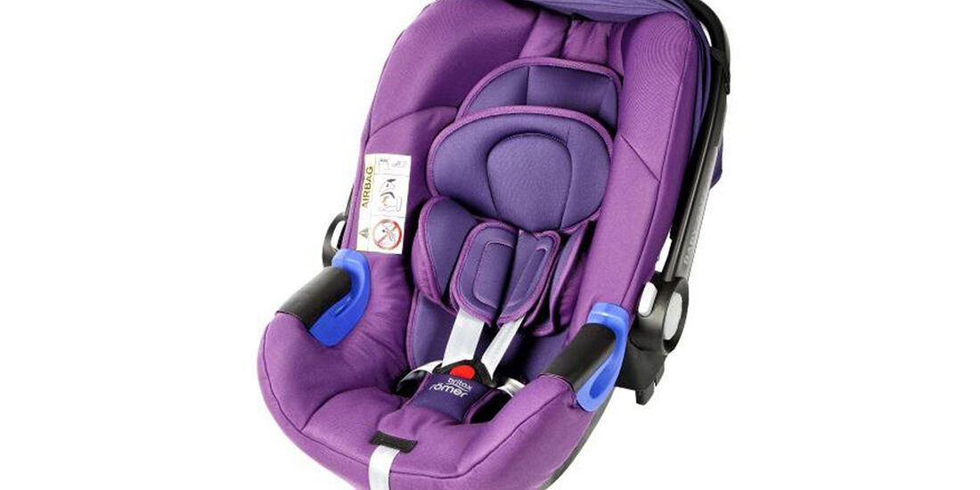 ADAC/ÖAMTC Kindersitz-Test Frühjahr 2018 Britax-Römer-Baby-Safe-2-i-Size