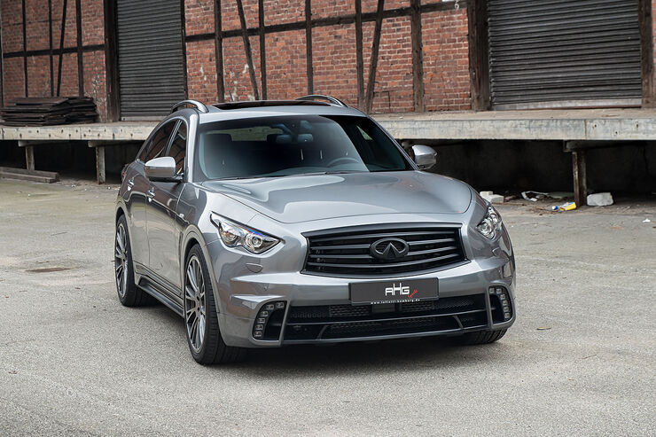 AHG Sports Larte Design Infiniti QX70