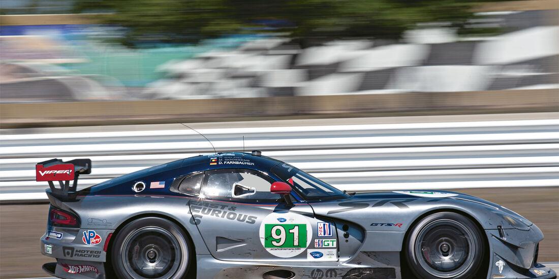 ALMS GT Sebring, Viper GTS-R