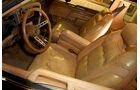 AMC Pacer Limited V8 - Interieur, Sitze, Lenkrad