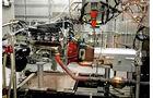 AMG-Motoren, V8, Versuchsstation, Werkstatt