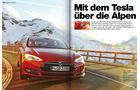 AMS Heft 21/2013 Tesla Model S
