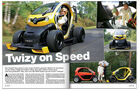 AMS Heft 23/2013 Impression Twizy