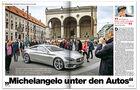AMS Heft 23/2013 Mercedes S-Klasse Coupe Vorstellung