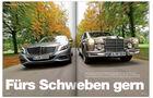 AMS Heft 23/2013 Mercedes S-Klasse alt gegen neu