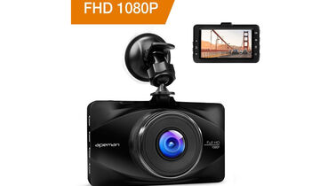 APEMAN Full HD 1080P Dashcam Amazon Prime Day 2018