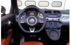 Abarth 500C, Cockpit