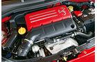 Abarth 695 Tributo Ferrari, Frontansicht