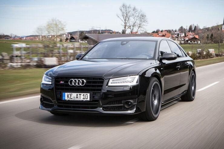 Abt Audi S8 Plus