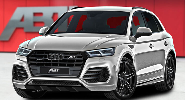 abt audi sq5 mit 425 ps fast ein rs auto motor und sport. Black Bedroom Furniture Sets. Home Design Ideas