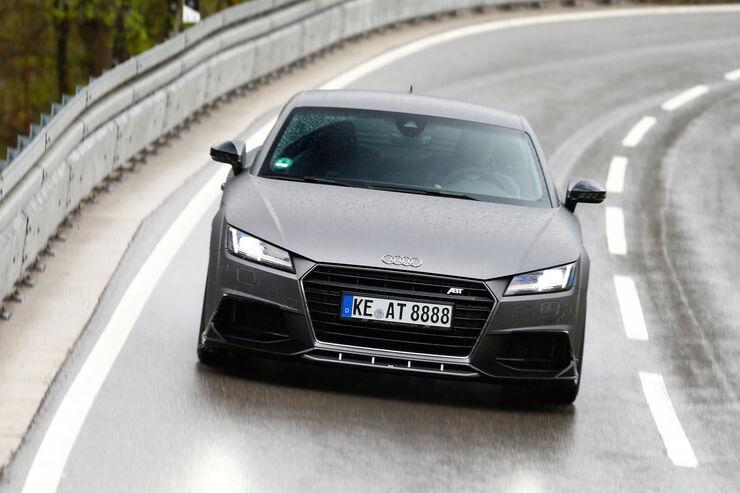 Abt-Audi TT, Frontansicht