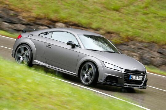Abt-Audi TT, Seitenansicht