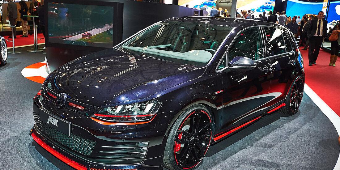 Abt Golf GTI Dark, Genfer Autosalon, Tuning, 03/2014