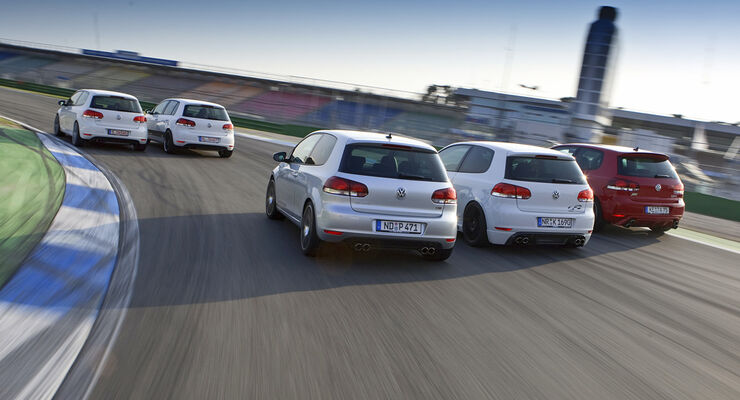 Abt, MTM, Raeder, Sportec, Wendland VW Golf 1.4 TSI