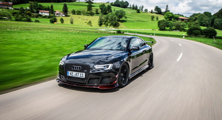 Abt RS5-R, Tuning, Audi A5, Coupé