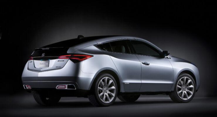Acura ZDX Coupé