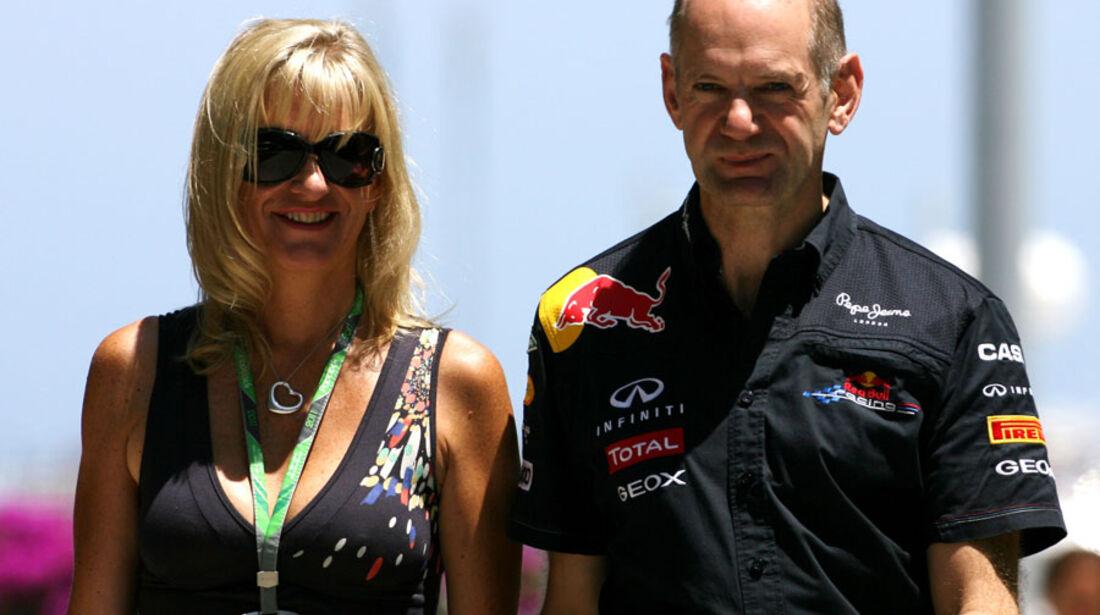 Adrian Newey - GP Europa - Qualifying - 25. Juni 2011